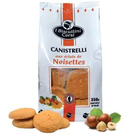 BISCUTTINI NOISETTE - 350 gr