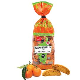 CANISTRELLI A LA CLEMENTINE - 350gr