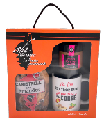 Coffret Cadeau Orange Mug Corse
