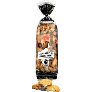 CANISTRELLI ASSORTIMENT AMANDES-NATURE-CHOCOLAT