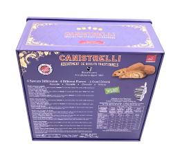 "ASSORTIMENT DE CANISTRELLI -COFFRET DECOR ""PIANA"""