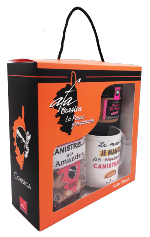 Coffret Cadeau Orange Mug Canistrelli