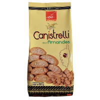 CANISTRELLI AUX AMANDES - LUXE - 350 gr